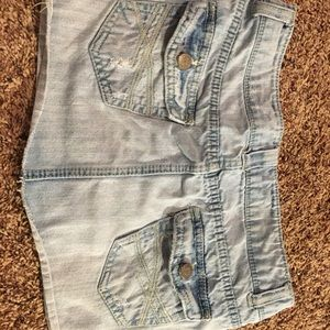 Dresses & Skirts - Aeropostale size 1/2 Jean skirt